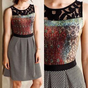 Anthropologie Weston gorgeous dress